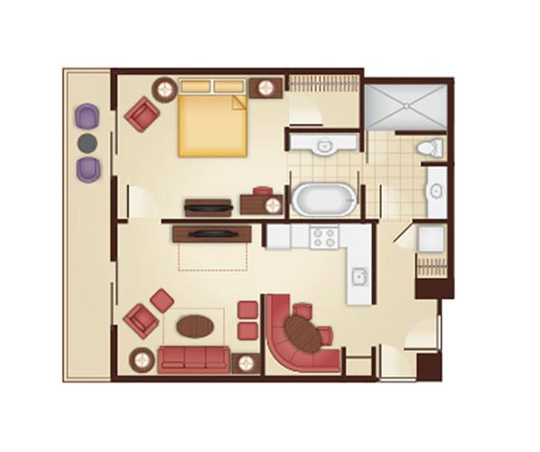 grand-floridian 1bedroom layout