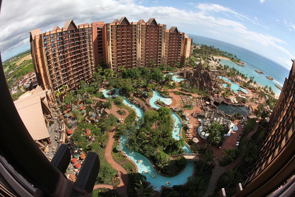 aulani resort overview