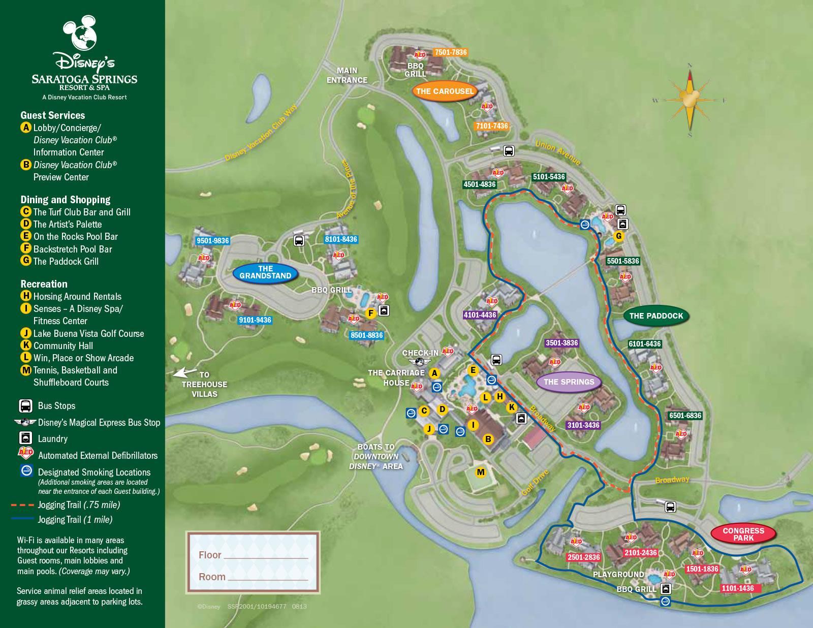 Dvc Rental Saratoga Springs Resort Amp Spa
